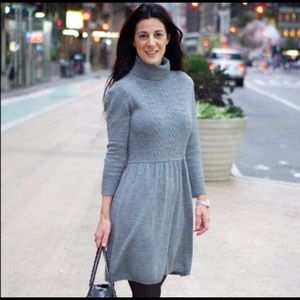 Shoshanna sweater dress